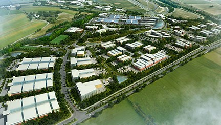MIRA Technology Park is awarded Enterprise Zone status.